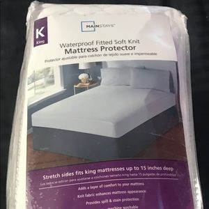 Mainstay Bedding - Mattress waterproof cover